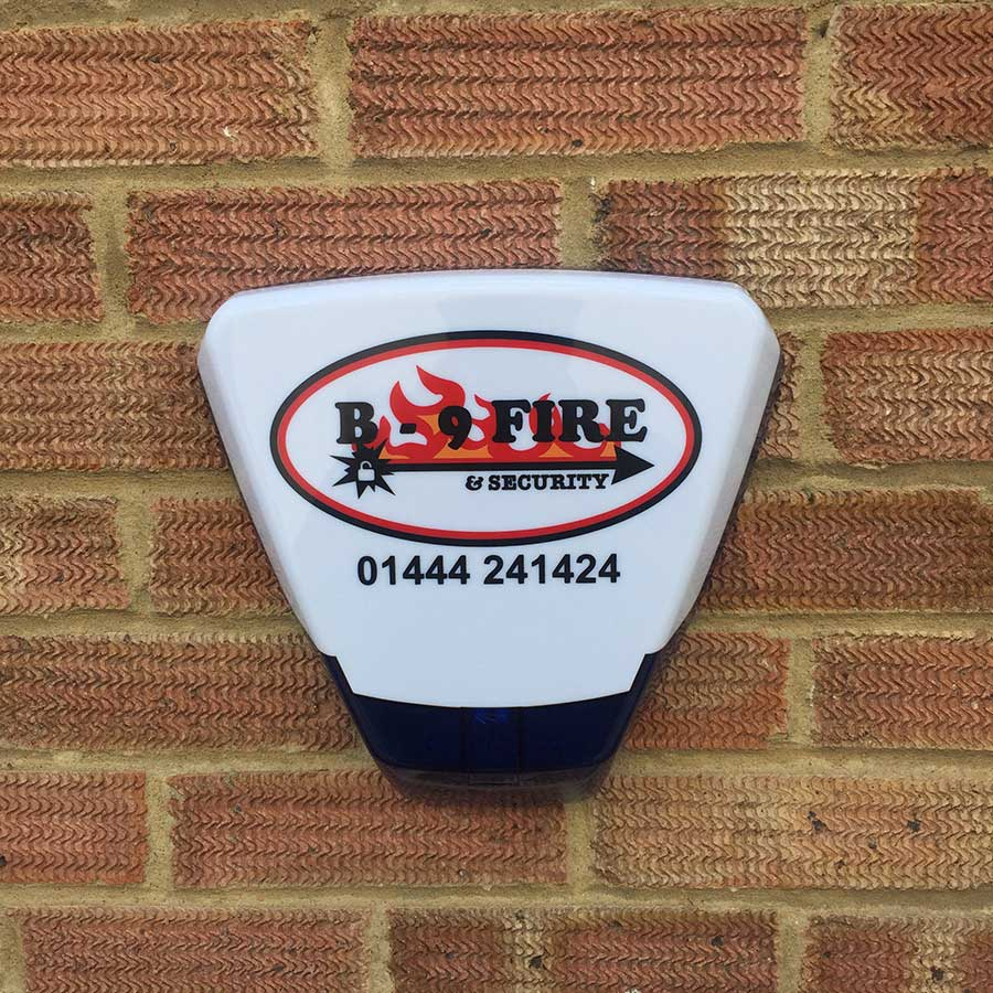 B9 Fire and Security Alarm